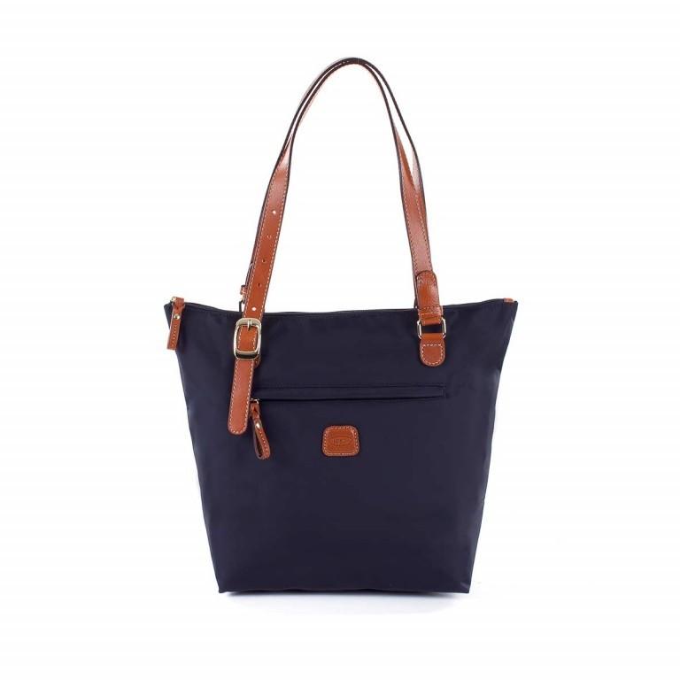 Brics X-Bag 3 in 1 Shopper M BXG35071 Blau, Farbe: blau/petrol, Marke: Brics, Abmessungen in cm: 26.0x27.0x15.0, Bild 1 von 5