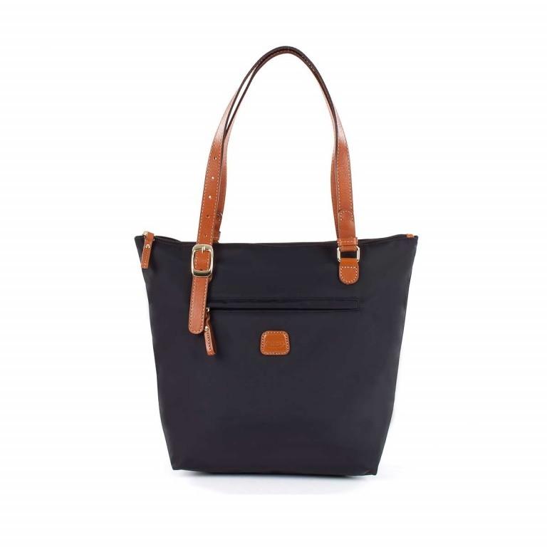 Brics X-Bag 3 in 1 Shopper M BXG35071 Schwarz, Farbe: schwarz, Marke: Brics, Abmessungen in cm: 26.0x27.0x15.0, Bild 1 von 5