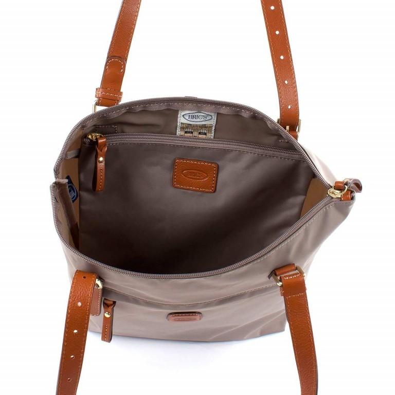 Brics X-Bag 3 in 1 Shopper M BXG35071 Taupe, Farbe: taupe/khaki, Marke: Brics, Abmessungen in cm: 26.0x27.0x15.0, Bild 3 von 5