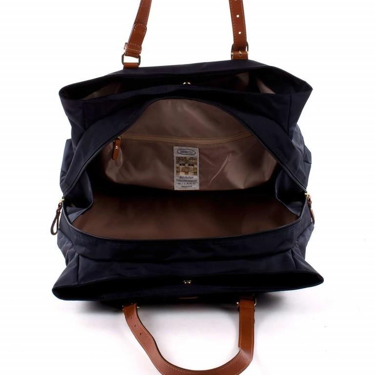 Brics X-Bag 3-Fächer Shopper M BXG35282 Schwarz, Farbe: schwarz, Marke: Brics, Abmessungen in cm: 32.0x25.0x15.0, Bild 4 von 4