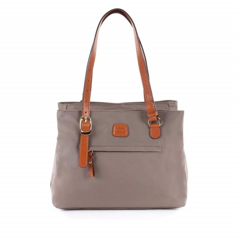 Brics X-Bag 3-Fächer Shopper M BXG35282 Taupe, Farbe: taupe/khaki, Marke: Brics, Abmessungen in cm: 32.0x25.0x15.0, Bild 1 von 4