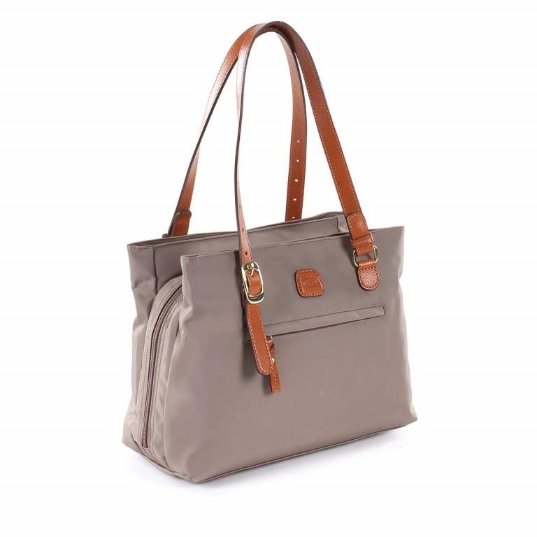 Brics X-Bag 3-Fächer Shopper M BXG35282 Taupe, Farbe: taupe/khaki, Marke: Brics, Abmessungen in cm: 32.0x25.0x15.0, Bild 2 von 4