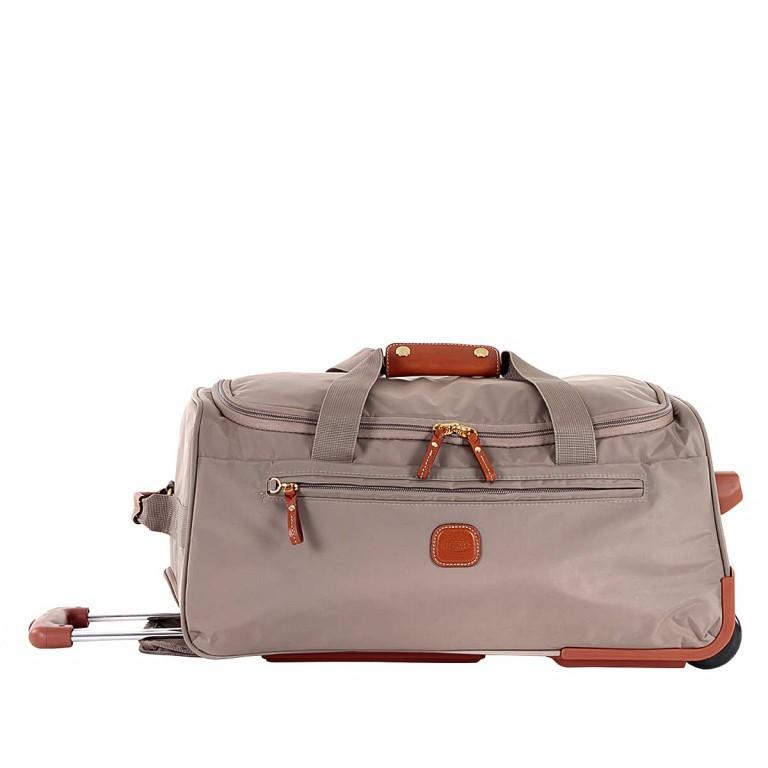 Brics X-Travel Reisetasche 2-Rollen BXL32510 Taupe, Farbe: taupe/khaki, Marke: Brics, Abmessungen in cm: 55.0x32.0x26.0, Bild 1 von 1