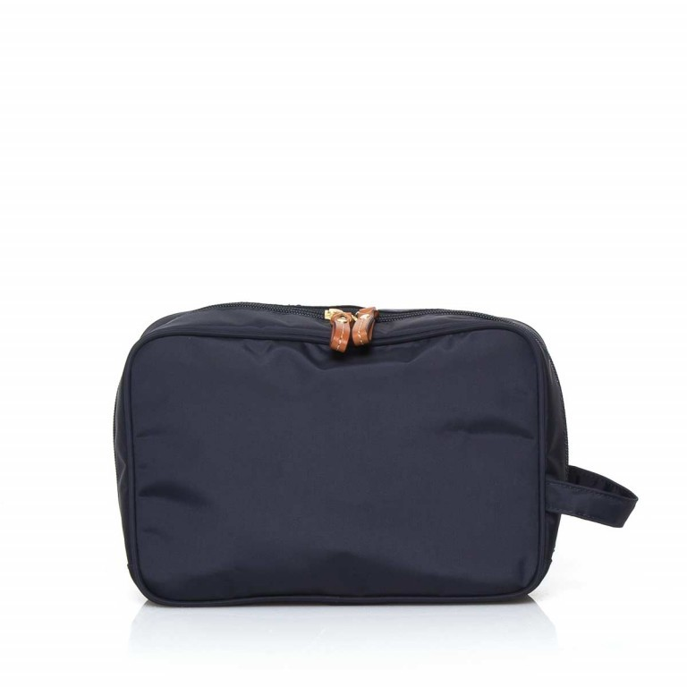 Brics X-Bag Kulturbeutel BXG3060 Blau, Farbe: blau/petrol, Marke: Brics, Abmessungen in cm: 25.0x17.0x9.0, Bild 3 von 3