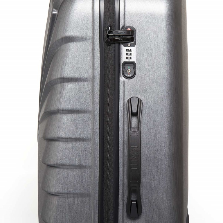 Titan Triport Trolley 74cm 106L Anthra, Farbe: anthrazit, metallic, Marke: Titan, Abmessungen in cm: 53.0x74.0x29.0, Bild 4 von 9