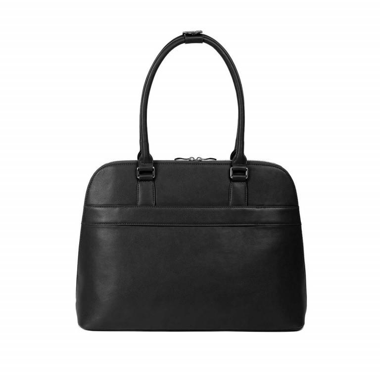 Socha Business Bag Couture Noir, Farbe: schwarz, Marke: Socha, EAN: 4029276048161, Abmessungen in cm: 44.5x32.5x14.0, Bild 3 von 6