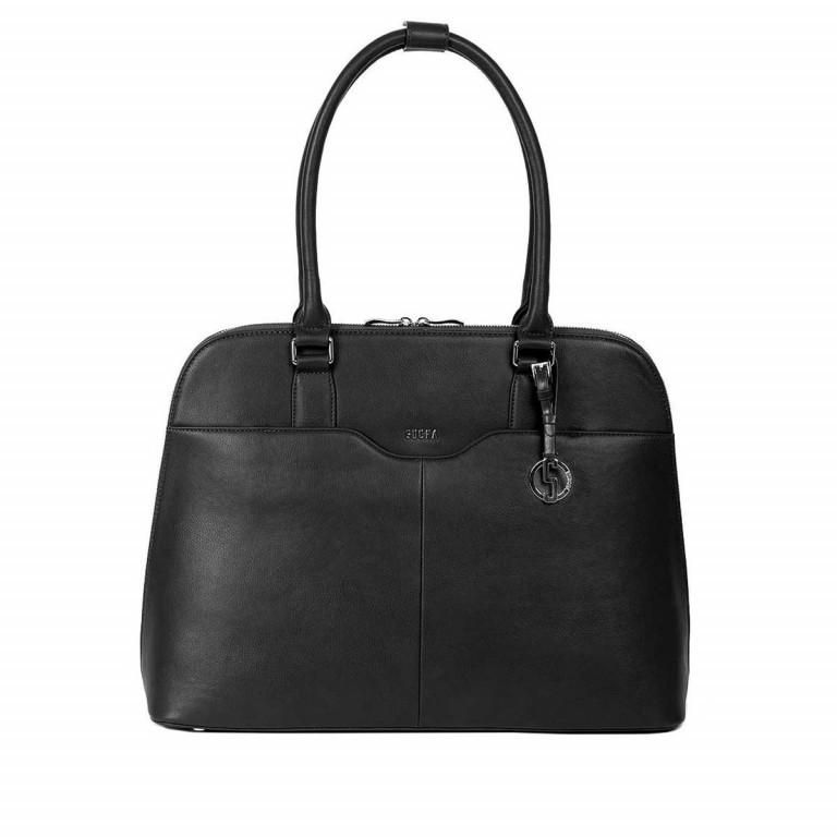 Socha Business Bag Couture Noir, Farbe: schwarz, Marke: Socha, EAN: 4029276048161, Abmessungen in cm: 44.5x32.5x14.0, Bild 1 von 6