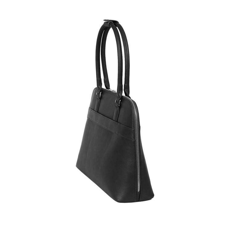 Socha Business Bag Couture Noir, Farbe: schwarz, Marke: Socha, EAN: 4029276048161, Abmessungen in cm: 44.5x32.5x14.0, Bild 2 von 6