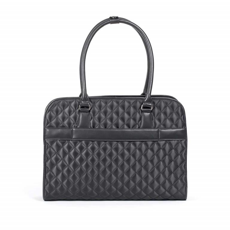Socha Business Bag Black Diamond Facelift, Farbe: schwarz, Marke: Socha, EAN: 4029276048307, Abmessungen in cm: 43.0x32.0x14.0, Bild 3 von 6