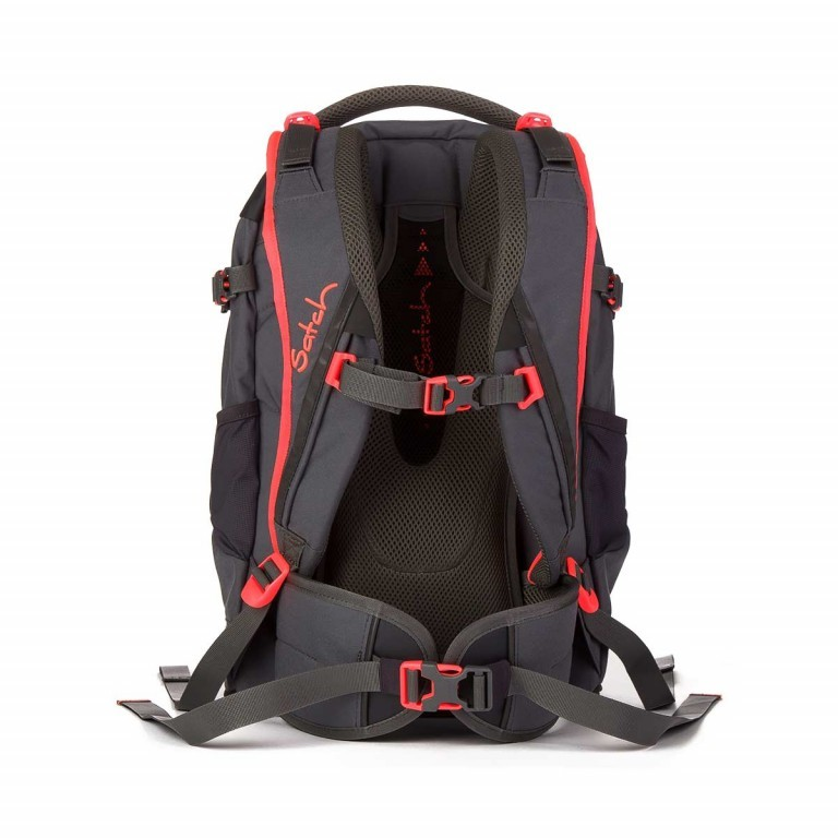 Satch Pack Rucksack Coral Phantom, Manufacturer: Satch, EAN: 4260389762173, Dimensions (cm): 30.0x45.0x22.0, Image 3 of 3