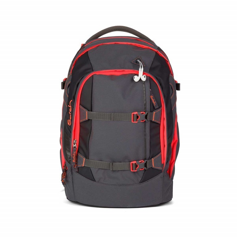 Satch Pack Rucksack Coral Phantom, Manufacturer: Satch, EAN: 4260389762173, Dimensions (cm): 30.0x45.0x22.0, Image 1 of 3