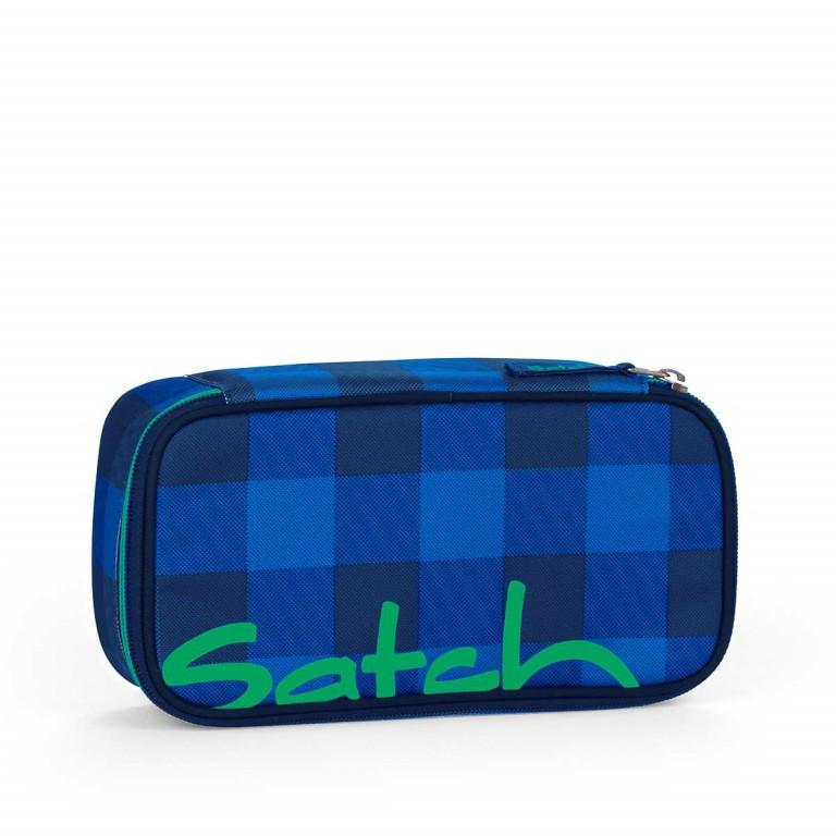 Satch Schlamperbox Bluetwist, Farbe: blau/petrol, Manufacturer: Satch, EAN: 4260389762357, Dimensions (cm): 23.0x12.5x7.0, Image 1 of 3