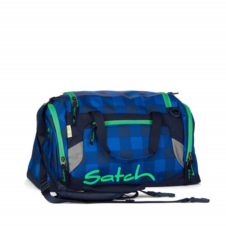 Satch Sporttasche Bluetwist, Farbe: blau/petrol, Manufacturer: Satch, EAN: 4260389762517, Dimensions (cm): 50.0x25.0x25.0, Image 1 of 1