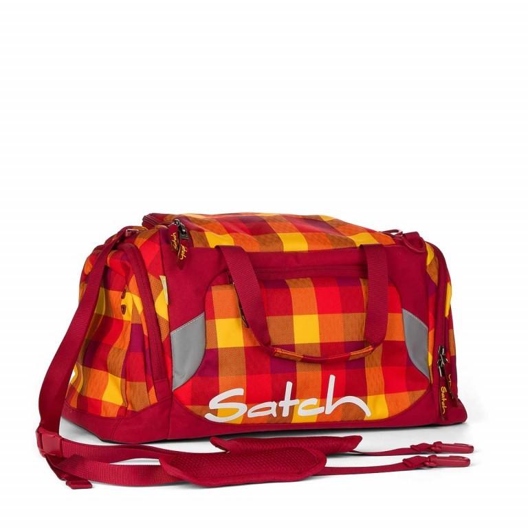 Satch Sporttasche Firecracker, Farbe: orange, Manufacturer: Satch, EAN: 4260389762500, Dimensions (cm): 50.0x25.0x25.0, Image 1 of 1