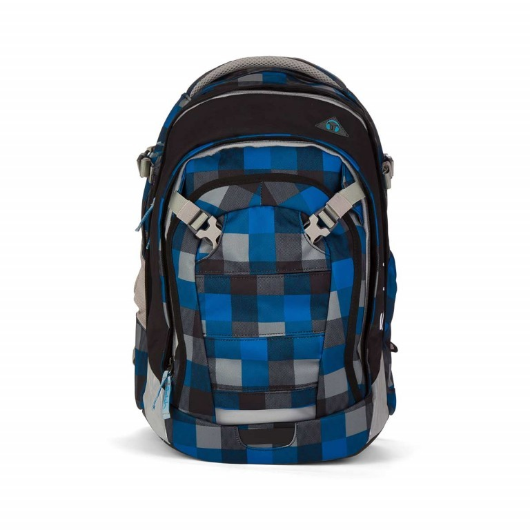Satch Match Rucksack Airtwist, Farbe: blau/petrol, Manufacturer: Satch, EAN: 4260389762241, Image 1 of 5