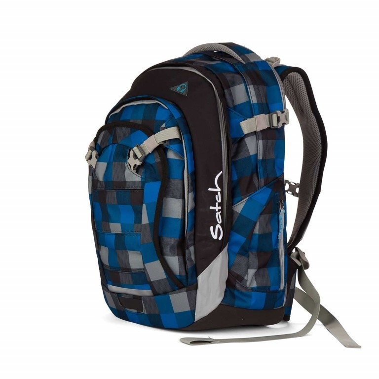 Satch Match Rucksack Airtwist, Farbe: blau/petrol, Manufacturer: Satch, EAN: 4260389762241, Image 2 of 5