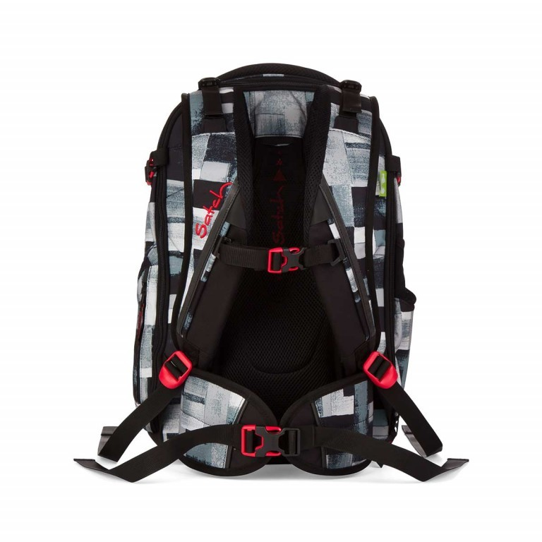 Satch Match Rucksack City Fitty, Farbe: grau, Manufacturer: Satch, EAN: 4260389762197, Image 3 of 5