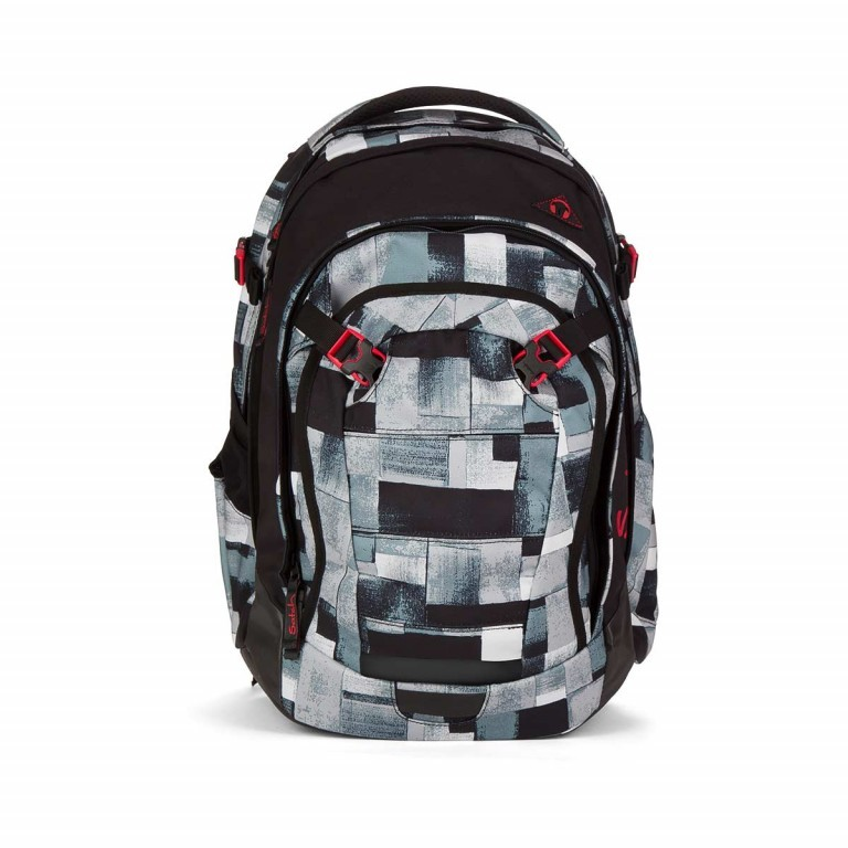 Satch Match Rucksack City Fitty, Farbe: grau, Manufacturer: Satch, EAN: 4260389762197, Image 1 of 5