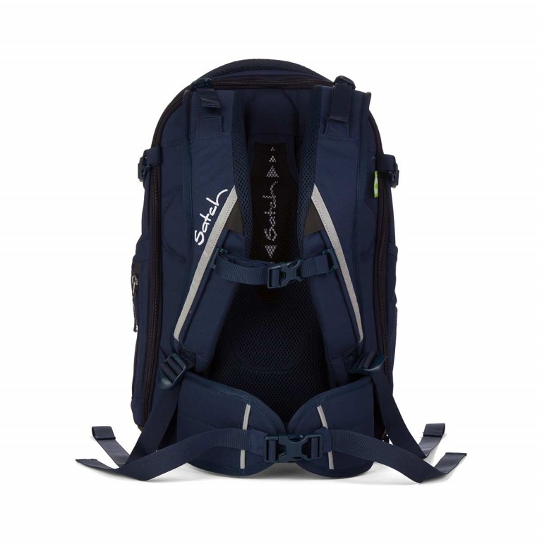 Satch Match Rucksack Robby Bobby, Farbe: blau/petrol, Manufacturer: Satch, EAN: 4260389762180, Image 3 of 5