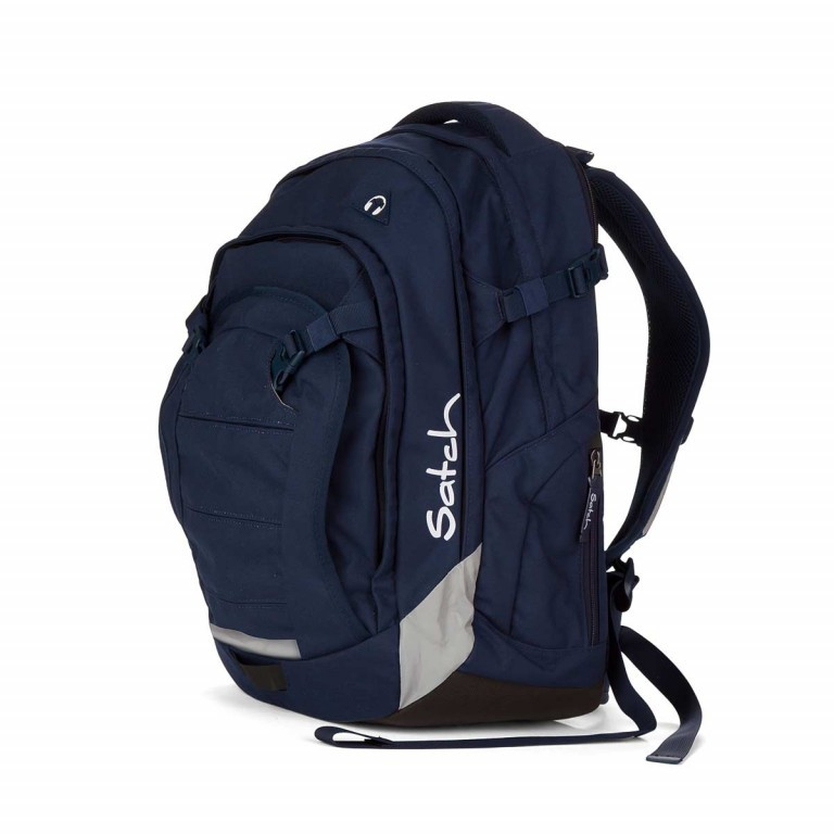 Satch Match Rucksack Robby Bobby, Farbe: blau/petrol, Manufacturer: Satch, EAN: 4260389762180, Image 2 of 5
