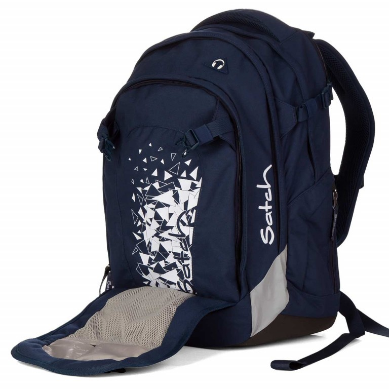 Satch Match Rucksack Robby Bobby, Farbe: blau/petrol, Manufacturer: Satch, EAN: 4260389762180, Image 4 of 5