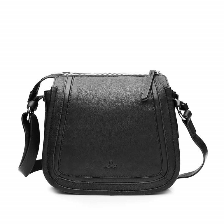 Adax Sorano 231994 Tasche Black, Farbe: schwarz, Marke: Adax, EAN: 5705483167060, Abmessungen in cm: 25.0x20.0x9.0, Bild 1 von 3