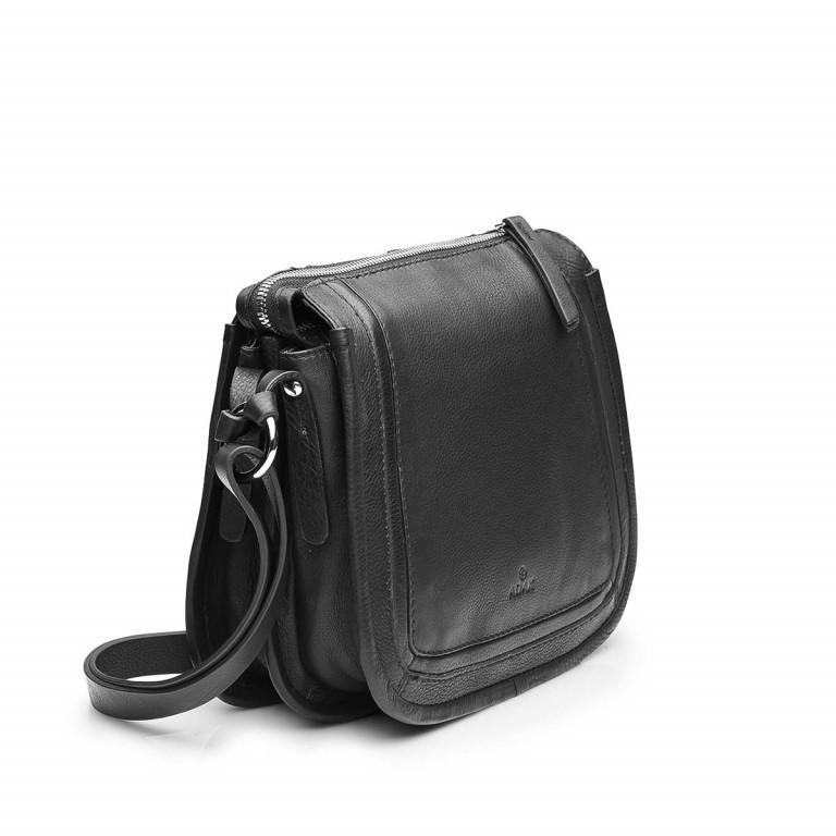 Adax Sorano 231994 Tasche Black, Farbe: schwarz, Marke: Adax, EAN: 5705483167060, Abmessungen in cm: 25.0x20.0x9.0, Bild 2 von 3