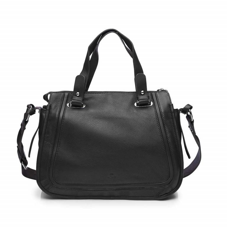 Adax Sorano 231794 Shopper Black, Farbe: schwarz, Marke: Adax, EAN: 5705483167114, Abmessungen in cm: 37.0x29.0x16.0, Bild 1 von 3