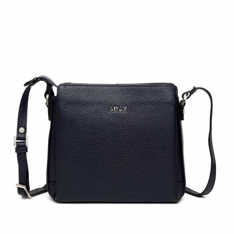 Adax Cormorano 229892 Tasche Blue, Farbe: blau/petrol, Marke: Adax, EAN: 5705483171142, Abmessungen in cm: 23.0x22.0x8.0, Bild 1 von 3