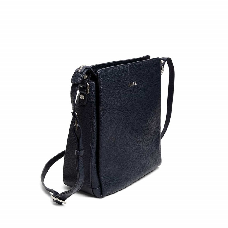 Adax Cormorano 229992 Tasche Blue, Farbe: blau/petrol, Marke: Adax, EAN: 5705483171234, Abmessungen in cm: 23.0x25.0x9.0, Bild 2 von 3