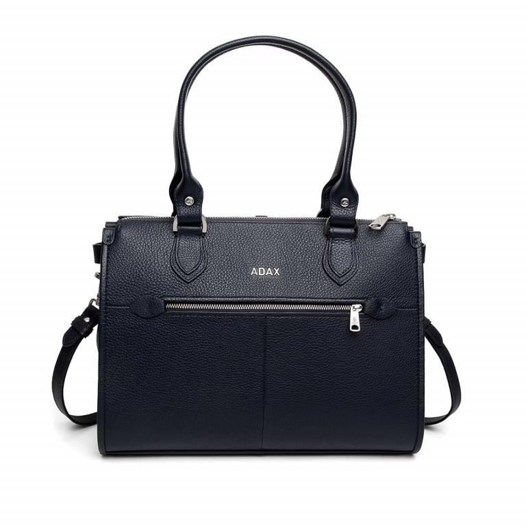 Adax Cormorano 230492 Shopper Blue, Farbe: blau/petrol, Marke: Adax, EAN: 5705483171128, Abmessungen in cm: 33.0x24.0x15.0, Bild 1 von 3