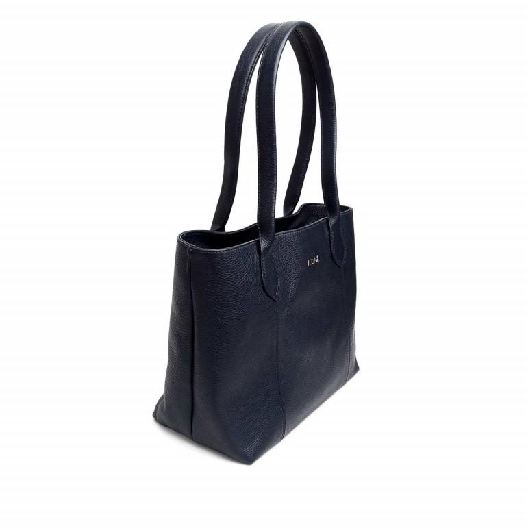 Adax Cormorano 237292 Shopper Blue, Farbe: blau/petrol, Marke: Adax, EAN: 5705483171166, Abmessungen in cm: 33.0x24.0x15.0, Bild 2 von 3