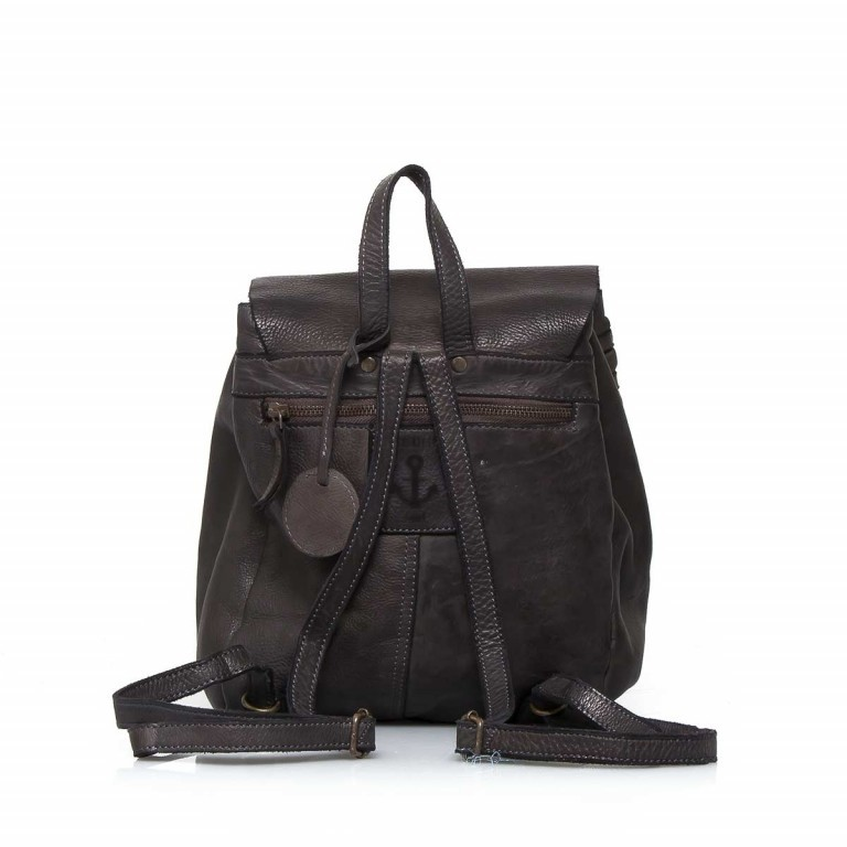 HARBOUR2nd Rucksack Selene Dark Ash, Farbe: anthrazit, Manufacturer: Harbour 2nd, Dimensions (cm): 30.0x25.0x10.0, Image 2 of 3