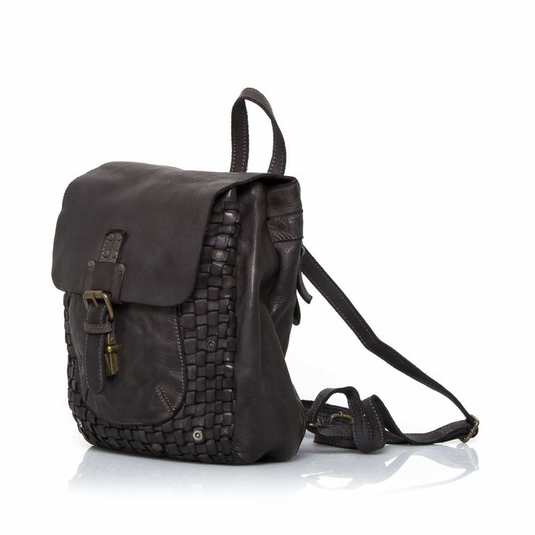 HARBOUR2nd Rucksack Selene Dark Ash, Farbe: anthrazit, Manufacturer: Harbour 2nd, Dimensions (cm): 30.0x25.0x10.0, Image 3 of 3