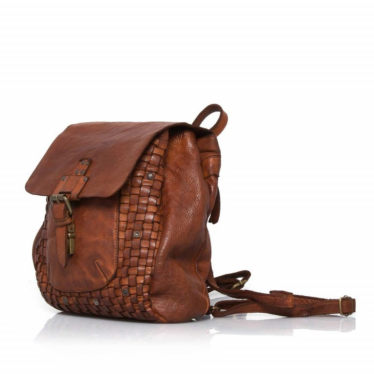 HARBOUR2nd Rucksack Selene Cognac, Farbe: cognac, Manufacturer: Harbour 2nd, Dimensions (cm): 30.0x25.0x10.0, Image 3 of 4
