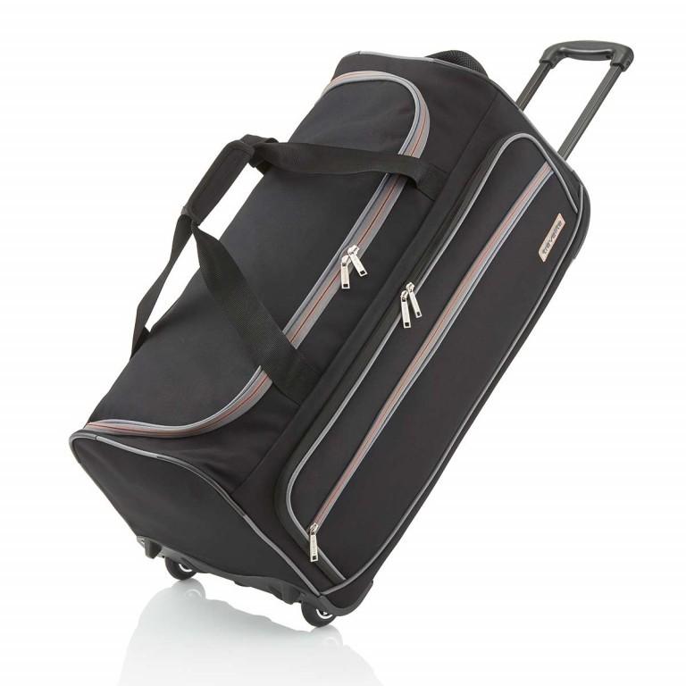 Travelite Basic Trolley Reisetasche XL 83l Schwarz, Farbe: schwarz, Marke: Travelite, Abmessungen in cm: 70.0x37.0x32.0, Bild 1 von 2