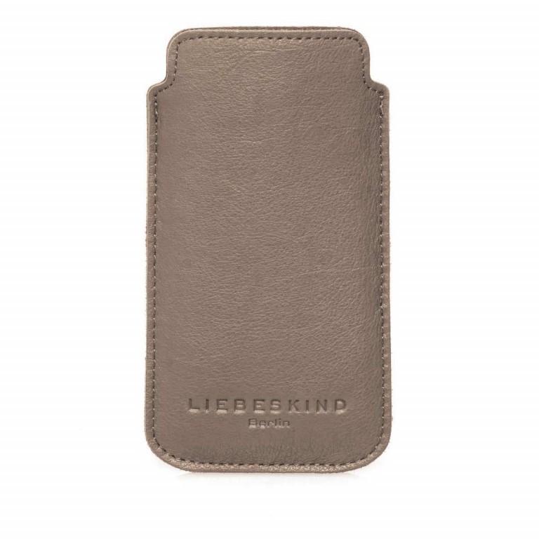 LIEBESKIND Vintage Iphone 6/7 Handyhülle Stone, Farbe: taupe/khaki, Marke: Liebeskind Berlin, EAN: 4051436741773, Abmessungen in cm: 14.5x7.8x0.5, Bild 1 von 1