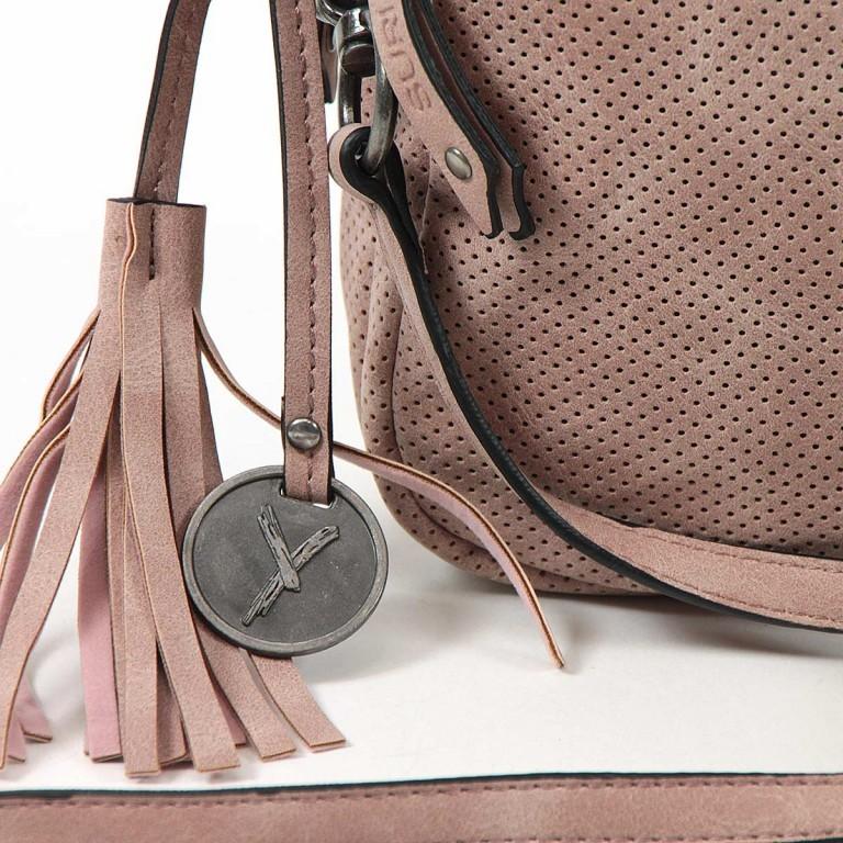 SURI FREY Romy Crossbag S Reißverschluss Synthetik Rose, Farbe: rosa/pink, Marke: Suri Frey, Abmessungen in cm: 19.0x20.0x6.0, Bild 6 von 6