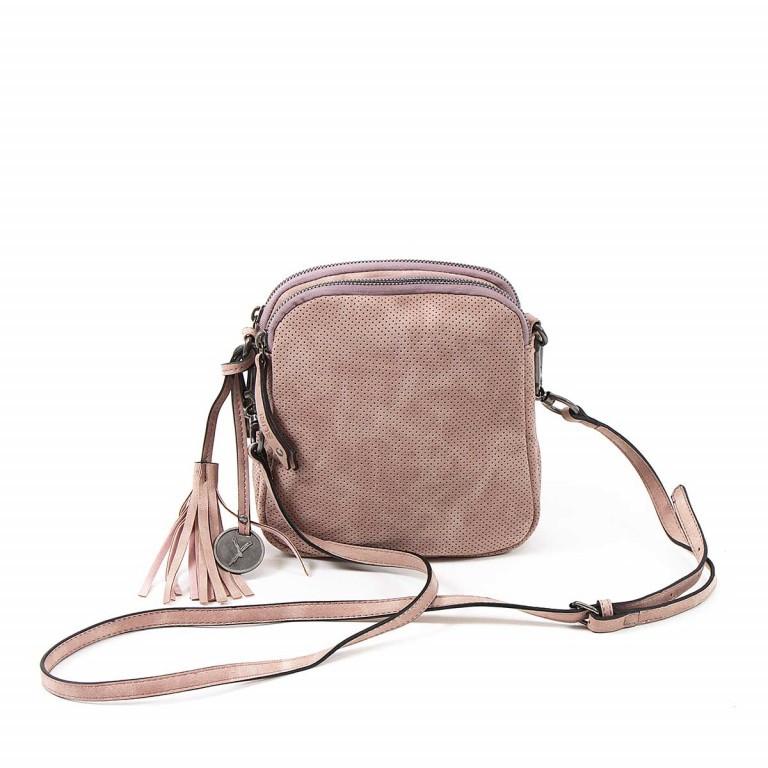 SURI FREY Romy Crossbag S Reißverschluss Synthetik Rose, Farbe: rosa/pink, Marke: Suri Frey, Abmessungen in cm: 19.0x20.0x6.0, Bild 1 von 6