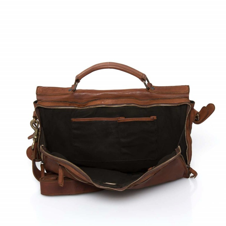 HARBOUR2nd Aktentasche Bodil Cognac, Farbe: cognac, Manufacturer: Harbour 2nd, Dimensions (cm): 36.0x29.0x9.0, Image 5 of 7