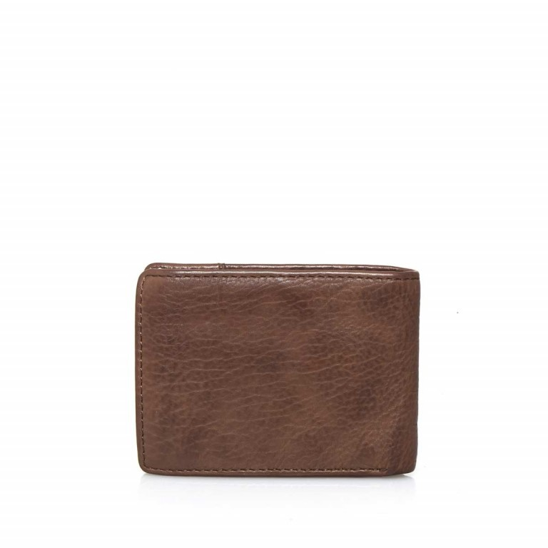 HARBOUR2nd Herrenbörse Mini Eems Braun, Farbe: braun, Marke: Harbour 2nd, EAN: 4046478023352, Abmessungen in cm: 10.5x8.0x2.0, Bild 4 von 4