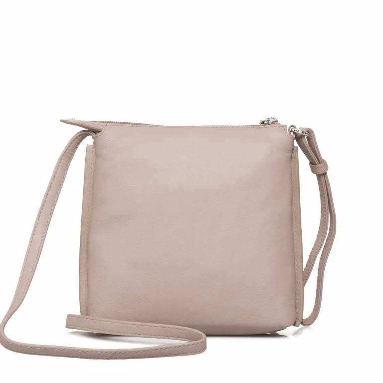 BREE Toulouse 1 Cross Shoulderbag S Leder Almond, Farbe: beige, Marke: Bree, Abmessungen in cm: 19.0x20.0x4.0, Bild 4 von 4