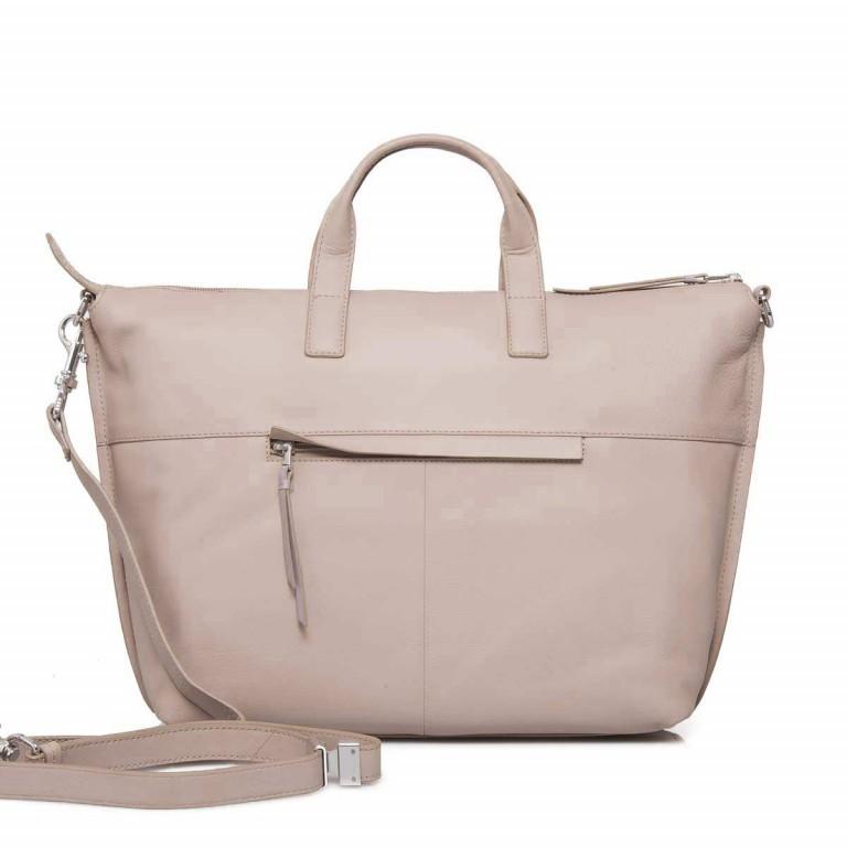 BREE Toulouse 5 Businessbag Leder Almond, Farbe: beige, Marke: Bree, Abmessungen in cm: 44.0x30.0x12.0, Bild 4 von 4