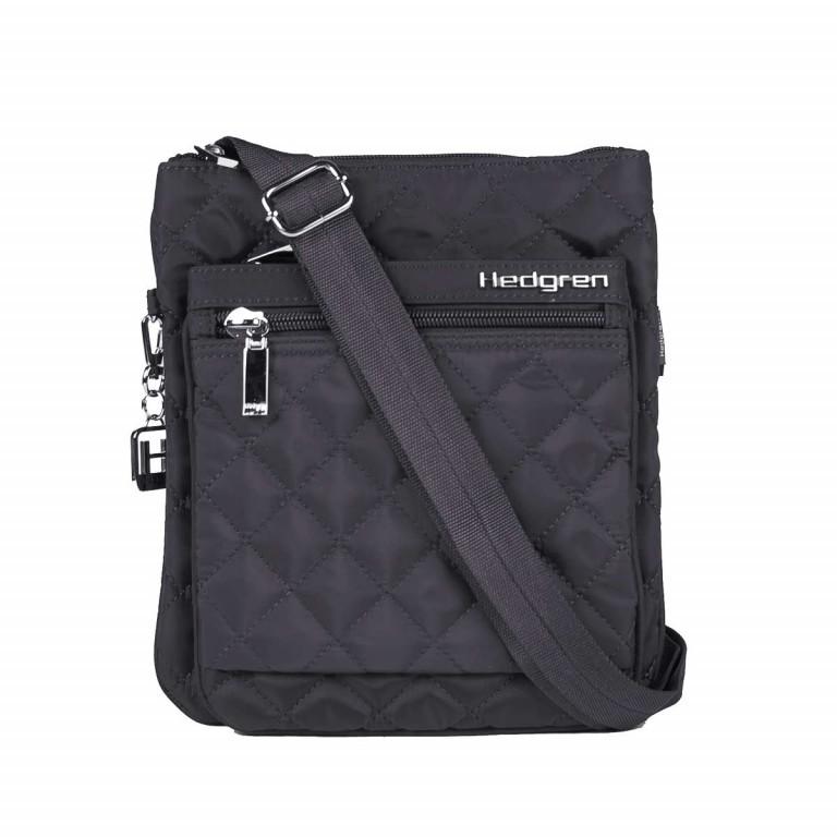 Hedgren Diamond Touch Karen Crossover Black, Farbe: schwarz, Marke: Hedgren, Abmessungen in cm: 22.5x20.5x2.0, Bild 1 von 1