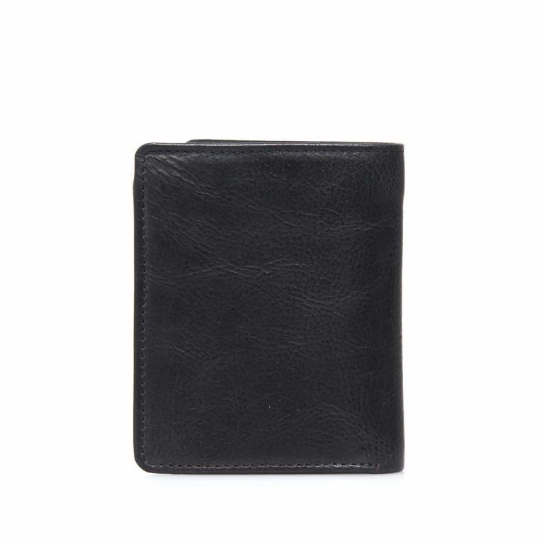 Aunts & Uncles Workmates Late Riser Leder Black, Farbe: schwarz, Marke: Aunts & Uncles, Abmessungen in cm: 8.0x10.0x1.5, Bild 2 von 3
