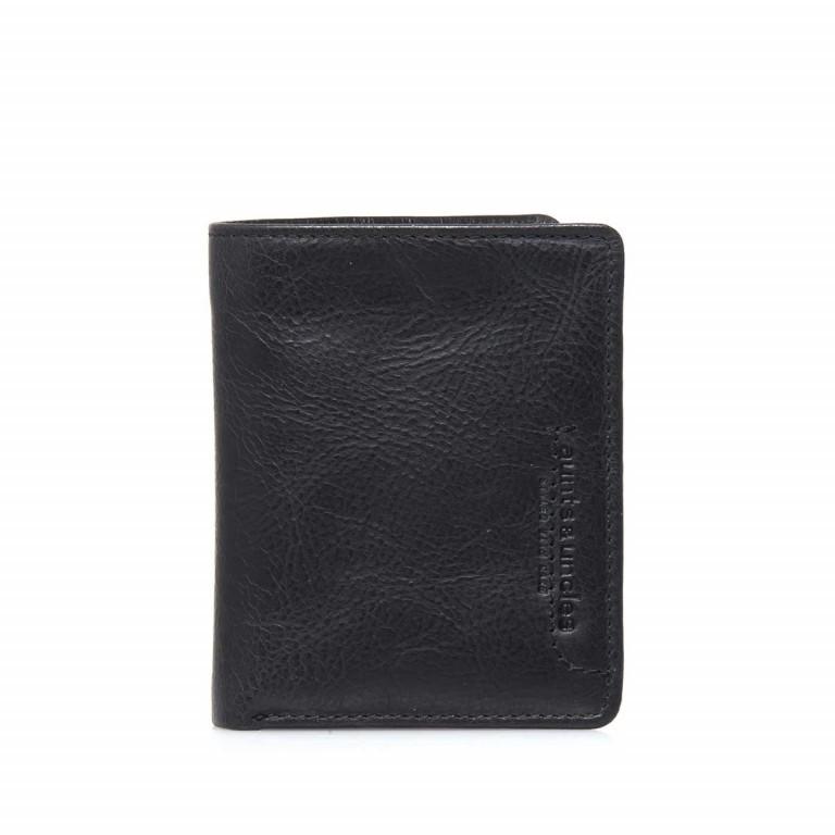 Aunts & Uncles Workmates Late Riser Leder Black, Farbe: schwarz, Marke: Aunts & Uncles, Abmessungen in cm: 8.0x10.0x1.5, Bild 1 von 3