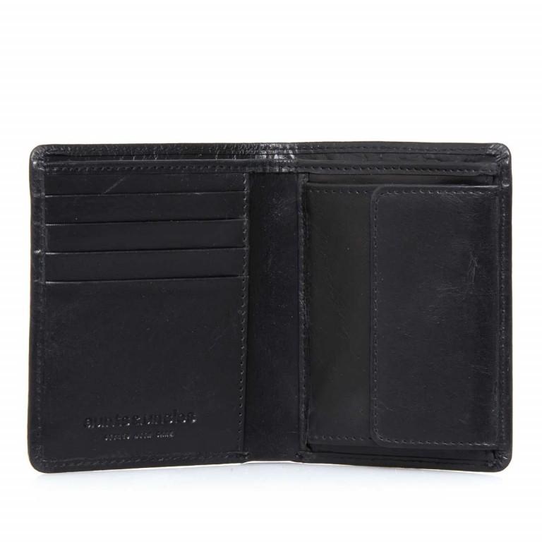 Aunts & Uncles Workmates Late Riser Leder Black, Farbe: schwarz, Marke: Aunts & Uncles, Abmessungen in cm: 8.0x10.0x1.5, Bild 3 von 3