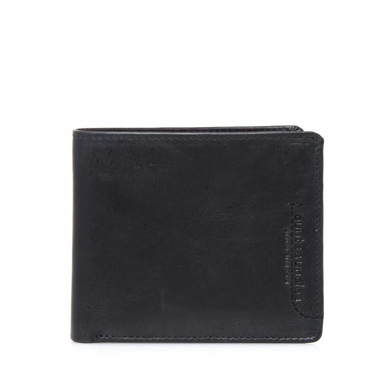 Aunts & Uncles Workmates Slow Poke Leder Black, Farbe: schwarz, Marke: Aunts & Uncles, Abmessungen in cm: 11.0x9.5x2.0, Bild 1 von 3