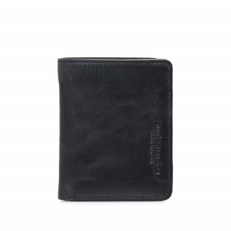 Aunts & Uncles Workmates Controller Leder Black, Farbe: schwarz, Marke: Aunts & Uncles, Abmessungen in cm: 8.5x11.0x1.5, Bild 1 von 3