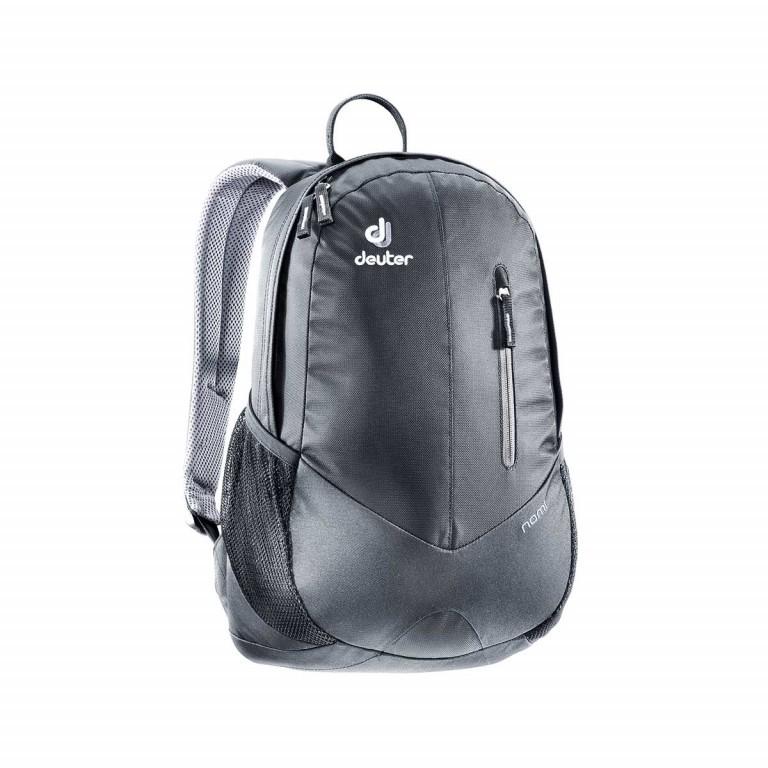 Deuter Nomi Rucksack 16L Black, Farbe: schwarz, Marke: Deuter, Abmessungen in cm: 24.0x45.0x20.0, Bild 1 von 1